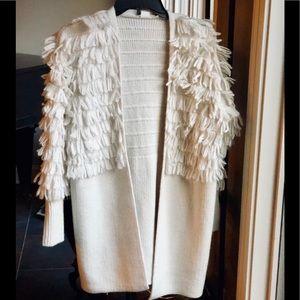 Stunning!!🔥 GAP Fringed Cardigan Size XS